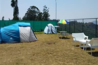 tent camping in ooty
