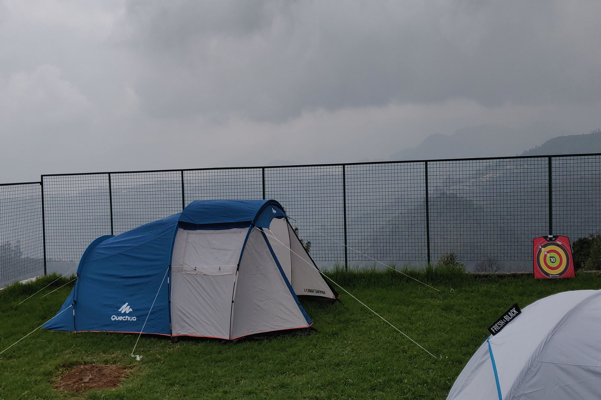9525f4c894 Tent camping in Ooty - Crest valley